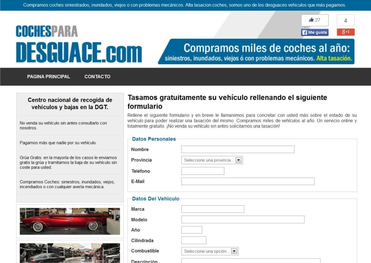 coches-para-desguace