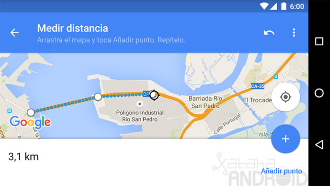 Maps Distancias