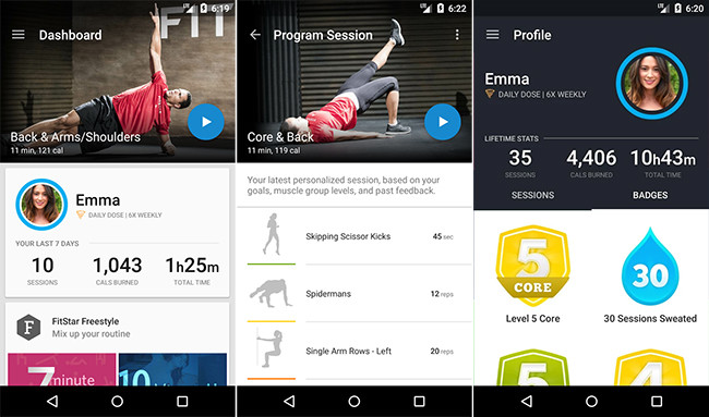 FitStar Android