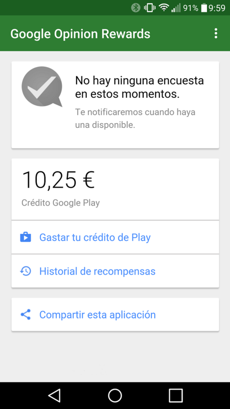 Google Rewards
